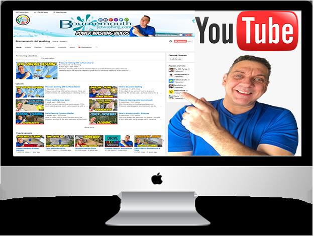 bournemouthjetwashing youtube