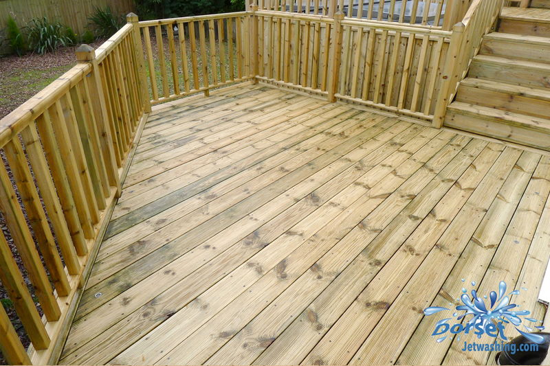 decking cleaning bournemouth
