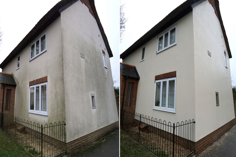 render cleaning bournemouth