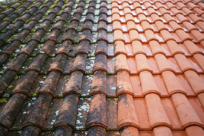 roof moss removal bournemouth