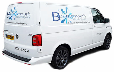 jet washing company bournemouth